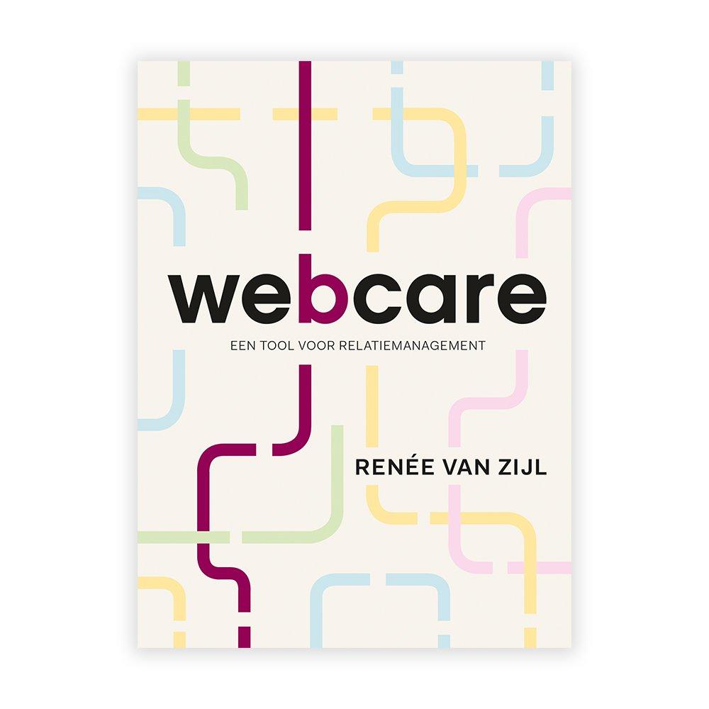 Boek over webcare als tool voor relatiemanagement