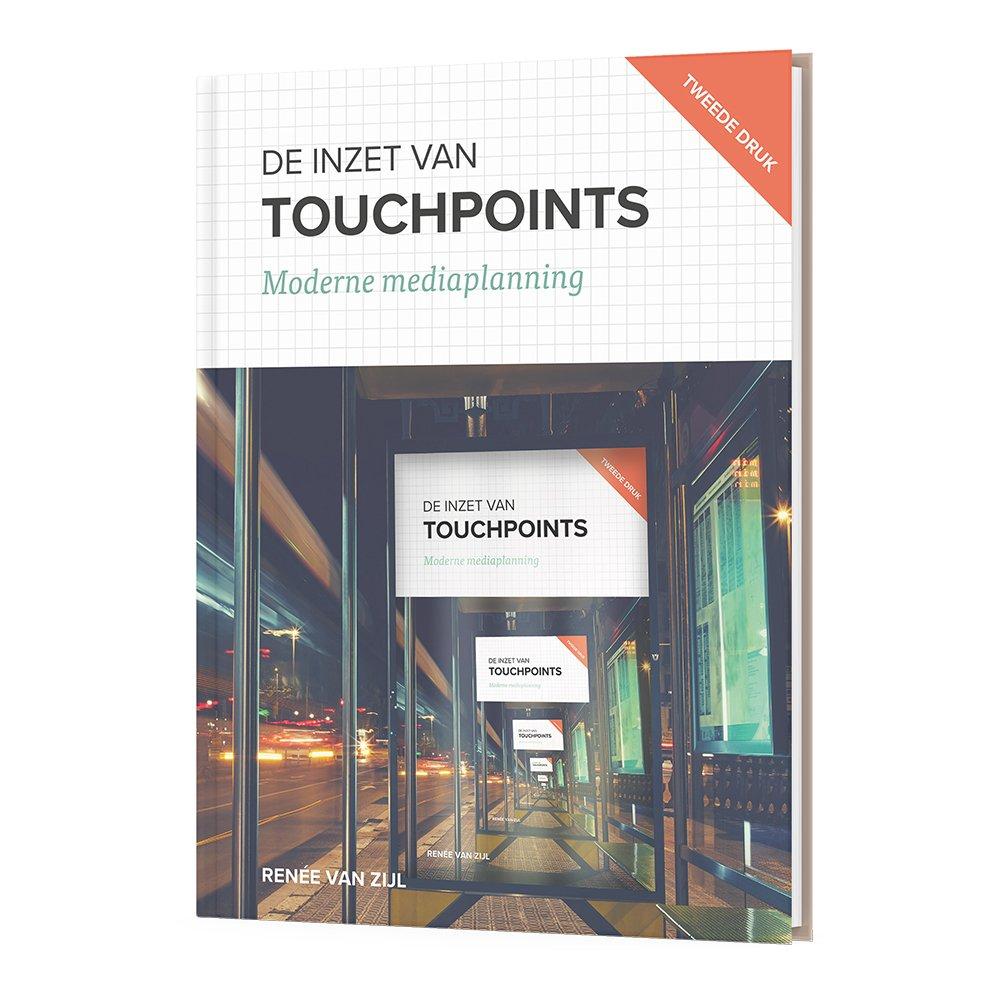 Boek over de inzet van touchpoints in mediaplanning
